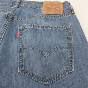 Levi's 559 Relaxed Straight Medium Fade Men Jeans